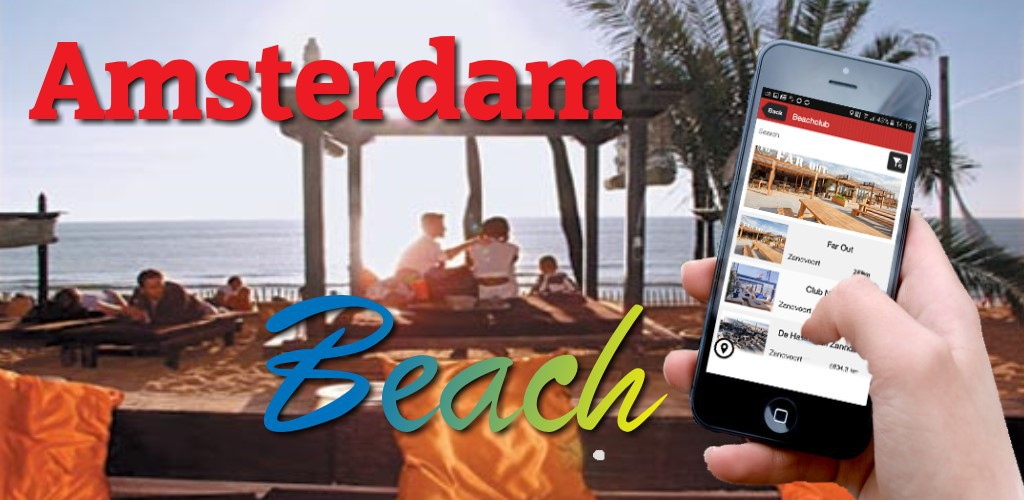 Download Amsterdam Beach app